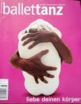 Ballet-Tanz Magazine, August/September 2002