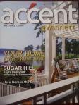 Accent Gwinnett Magazine, March/April 2006