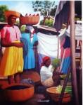 Edoard Michelet, Haitian